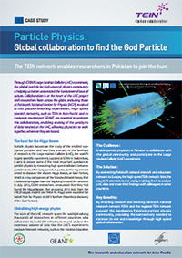 Particle Physics - Global collaboration to find the God Particle 썸네일