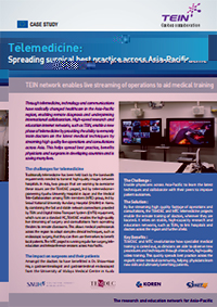 Telemedicine - spreading surgical best practice across Aisa-Pacific 썸네일
