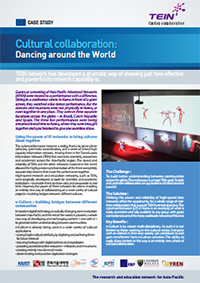 [Case Study] Cultural collaboration: Dancing around the World 썸네일
