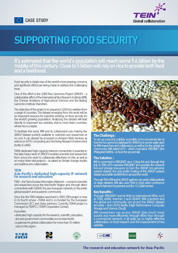 [Case Study] Supporting Food Security 썸네일