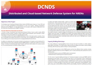 [Case Study] Distributed and Cloud-based Network Defense System for NRENs (2019.02) 썸네일